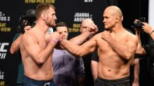 UFC 211: Follow along live on Yahoo Sports