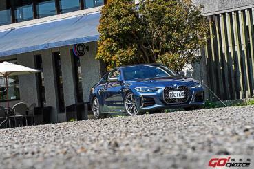 我無法左右您對設計的看法 但體感才是BMW M440i xDrive的重點