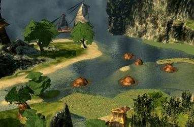 Mortal Online introduces political map, Chronicles of Nave