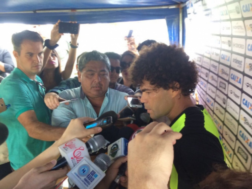 Camilo elogia 'estilo' do Botafogo fora de casa e nega favoritismo na quinta
