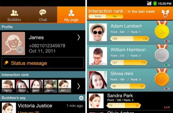 Samsung's ChatON messaging service brings free texting to Android, iOS and BlackBerry (video)