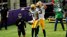 Young Vikings CBs fail 1st test, fall to Rodgers, Packers