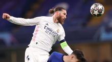 Sergio Ramos leaving Real Madrid, club announces