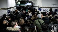 French govt says ready to talk as pension strike bites