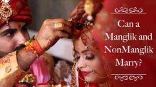 Can a Manglik marry a Non-Manglik?