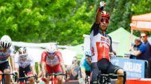 Ewan grabs Tour Down Under lead in fire-ravaged Adelaide Hills