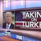 Trump administration imposing new sanctions on Turkey for ruthless attacks against Syria