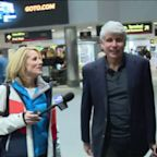 Rod Blagojevich Speaks at Denver Airport Prior to Flight Home: 'I'm Profoundly Grateful to President Trump'