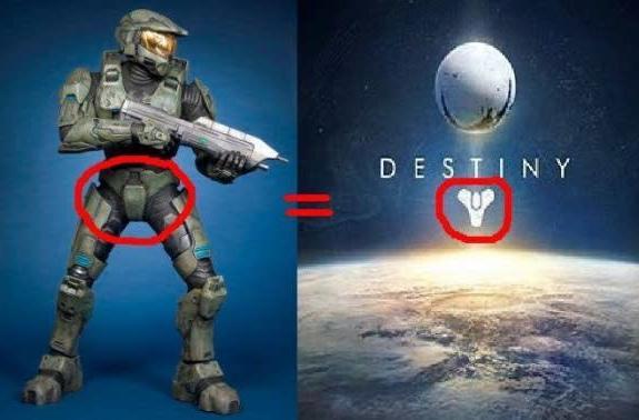 That Destiny logo sure does look familiar ...