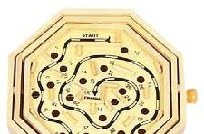 How many labyrinthine games do we really need?
