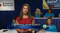 KCRA 3 holds pledge drive to help victims of Typhoon Haiyan