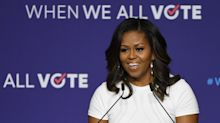 Michelle Obama hosts rally to get out the vote: 'You spend 11 minutes choosing Instagram filters to text your boo'