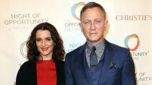 Rachel Weisz y Daniel Craig están esperando su primer hijo en común