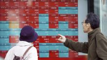 European shares fall on growth worries, Brexit doubts