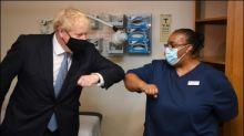 "Boris Johnson nennt Impfgegner ""irre"""