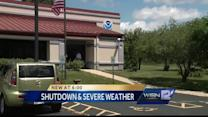 National Weather Service workers showing up even though they aren't getting paid