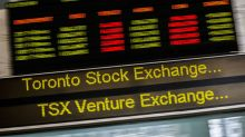 TSX snaps longest winning streak since 2014