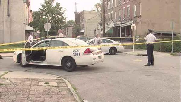 Naked man wounded in police-involved shooting in Tioga-Nicetown