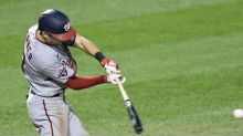 Washington Nationals' lineup for 3rd of 4 with the New York Mets in Citi Field