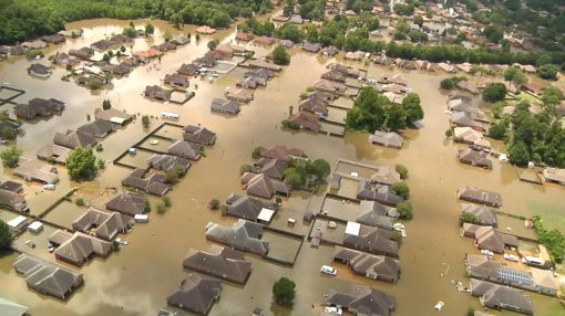 Critics Call for Obama to Cut Vacation Short to Visit Flood-Ravaged Louisiana