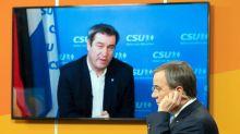 Zeitdruck zur Klärung der K-Frage zwischen CDU und CSU wächst