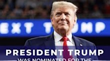 Trump campaign misspells 'Nobel' Peace Prize in ad to fundraise off of his nomination, which anyone can get