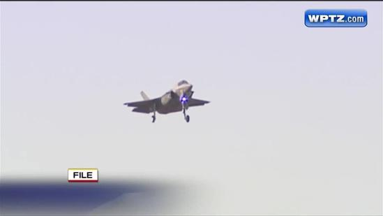 F-35 opponents recieve blank scoring sheets