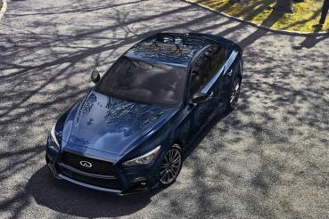 頂級 Silver Sport 降價 2 萬,2021 Infiniti Q50 300GT 單一動力編成、三規格159萬元起正式發售
