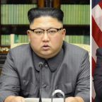 Trump and Kim Jong Un trade insults; Kim hints at weapons test