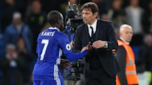 Antonio Conte urges Chelsea's 'warriors' to see them home in title race