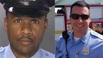 Fallen Phila. officer remembered, wounded officer honored