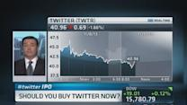 User of Twitter, but not a payer: Pro
