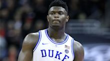Zion Williamson will not play against Syracuse on Saturday