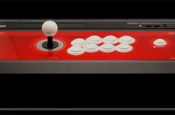 New Hori arcade sticks are large