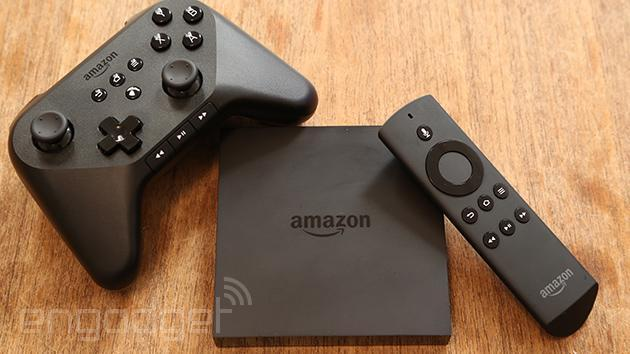 Amazon's Fire TV finally comes to Europe, UK and Germany get first dibs