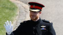 Prince Harry kept his beard for the royal wedding — and the internet is ecstatic
