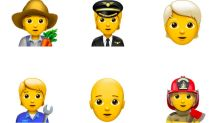 The latest Apple iOS update now includes gender-neutral emojis