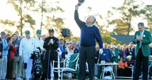 Golf - Masters - L'au revoir au Roi Palmer