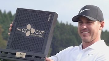 Koepka to become world No. 1 after CJ Cup win