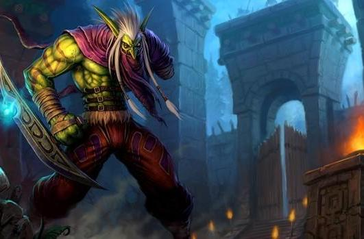 Know Your Lore: Zul'jin and the Amani