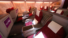 What it's like travelling business class to Europe