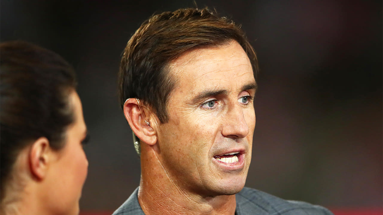 Andrew Johns' secret call to former NSW star revealed