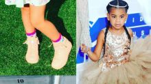 Holly Willoughby Accused Of Bragging About Her Daughter Wearing Same £390 Shoes As Blue Ivy