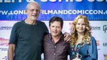 Back To The Future Cast Reunite For 30th Anniversary