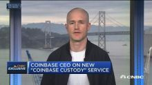 Coinbase CEO: Everybody is interested in digital currency...