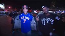 Battle for New York at the Barclays Center