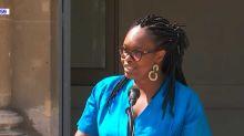 """Le mea culpa de Sibeth Ndiaye après ses nombreuses bourdes : """"Certaines choses auraient pu être mieux faites..."""" (VIDEO)"""