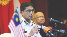 Maritime agency capable of meeting threats, says new chief