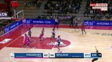 Basket - Jeep Élite : Le résumé de Strasbourg-Boulazac