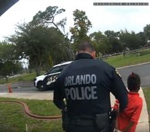 Body cam captures 6-year-old's tearful pleas during arrest